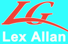 Lex Allan, Stourbridge branch logo