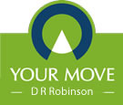 YOUR MOVE - D R Robinson, Birstall branch logo