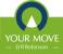 YOUR MOVE - D R Robinson, Birstall logo