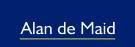 Alan de Maid, Petts Wood branch logo