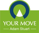 YOUR MOVE Adam Stuart Lettings, Clarkston logo