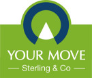 YOUR MOVE Sales - Sterling & Co, Walthamstow logo