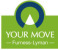 YOUR MOVE Furness-Lyman, Wombwell logo