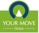 YOUR MOVE Grays, Woodhouse logo