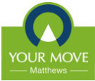 YOUR MOVE Matthews, Allerton logo
