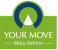 YOUR MOVE Mary Ashton, Denton logo