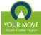 YOUR MOVE Scott-Collier Taylor, Darlington logo