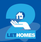2 Let Homes, Kent, London and Nationwide branch logo