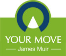 YOUR MOVE - James Muir, Docklands logo