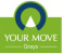 YOUR MOVE Grays Lettings, Woodseats logo