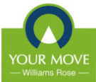 YOUR MOVE Williams Rose Lettings, Kingswood branch logo
