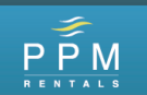 PPM Rentals, Wigan branch logo