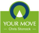 YOUR MOVE Chris Stonock Lettings, Houghton Le Spring logo