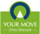 YOUR MOVE Chris Stonock Lettings, Durham - Lettings logo