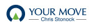 YOUR MOVE Chris Stonock Lettings, Consett branch logo