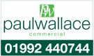 Paul Wallace Commercial, Hoddesdon branch logo