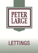Peter Large Lettings , Rhyl - Lettings logo
