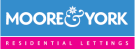 Moore & York Lettings, Loughborough branch logo