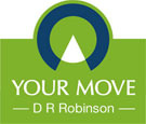 YOUR MOVE D R Robinson Lettings , Birstall branch logo