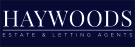 Haywoods Estate & Letting Agents, Wrexham branch logo