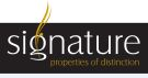 Signature Properties of Distinction, Lincoln branch logo