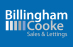 Billingham Cooke Estate Agents, Stourbridge logo