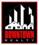 Downtown Realty, Detroit logo
