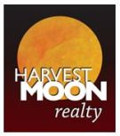 Harvest Moon Realty, Chester logo