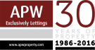 APW Lettings, Ascot branch logo
