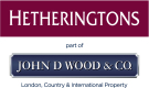 Hetheringtons Lettings, Rickmansworth logo