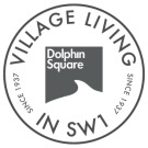 Dolphin Square, London branch logo