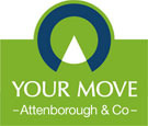 YOUR MOVE Attenborough & Co Lettings, Belper branch logo