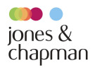 Jones & Chapman, Heswall branch logo