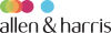 Allen & Harris, Irvine logo