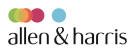 Allen & Harris, Burnside Glasgow branch logo
