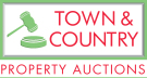 Town and Country Property Auctions North East, Middlesbrough branch logo