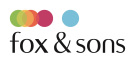 Fox & Sons, Axminster logo