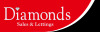 Diamonds , Caerphilly logo
