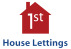 1st House Lettings, Flitwick logo