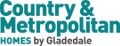 Country and Metropolitan logo