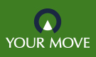 YOUR MOVE Lettings, Oswestry branch logo