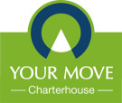 YOUR MOVE Charterhouse Lettings , Cliftonville logo
