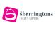 Sherringtons Estate Agents, Harrogate logo