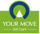 YOUR MOVE Gill Cant Lettings, Fulwood Lettings logo
