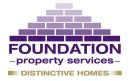 Foundation - Distinctive Homes, Boughton-under-Blean logo