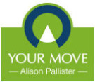 YOUR MOVE Alison Pallister Lettings, Mapperley logo