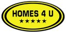 Homes 4 U, West Calder branch logo
