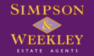 Simpson & Weekley, Rushden branch logo