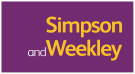 Simpson & Weekley, Rushden & Wellingborough logo