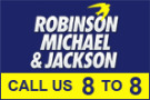 Robinson Michael & Jackson, Rainham and Gillingham - Sales branch logo